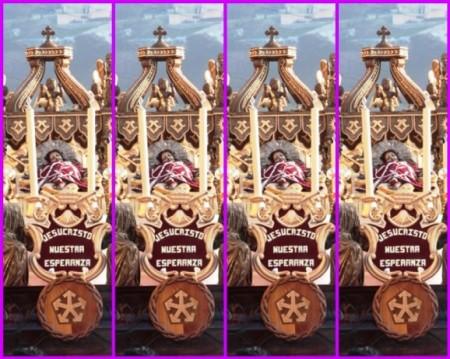 Procesión del Señor Sepultado de Catedral Metropolitana 2009