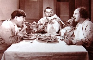 Los tres Chiflados - The Three Stooges